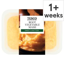Tesco Root Vegetable Mash 425G