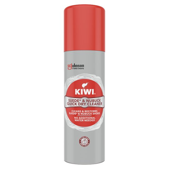 Kiwi Suede And Nubuck Foam Cleaner 200Ml