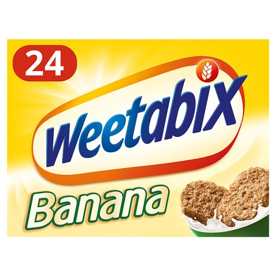 Weetabix Banana Cereal 24 Pack