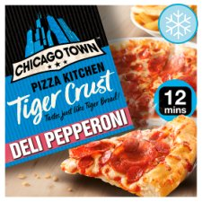 Chicago Town The Pizza Kitchen Pepperoni 355G