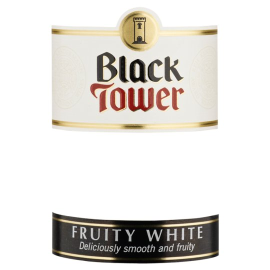Black Tower Fruity White 18.7Cl