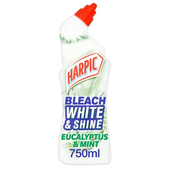 Harpic Toilet Cleaner Eucalyptus And Mint 750 Ml