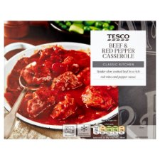 Classic Kitchen Beef Red Pepper Casserole 400G