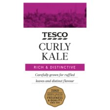 Tesco Curly Kale 360G