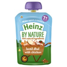 Heinz Lentil Dhal With Chicken 130G