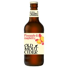Old Mout Cider Pineapple And Raspberry 500Ml Bottle