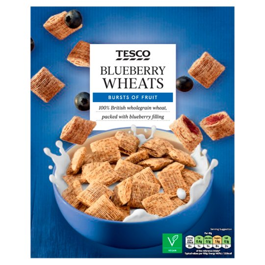 Tesco Frosted Flakes Nutritional Information | Besto Blog