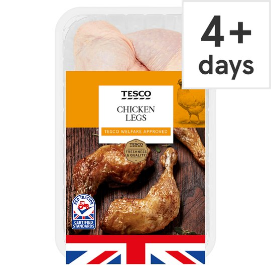 Tesco British Chicken Legs 1Kg