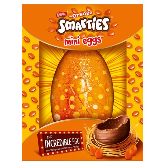 Image result for Nestle Smarties Orange Chocolate