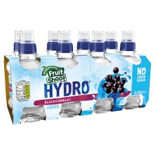 Robinsons Fruit Hydro Blackcurrant 200Ml 8 Pack