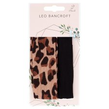 Leo Bancroft Active Soft Headwrap 2 Pack