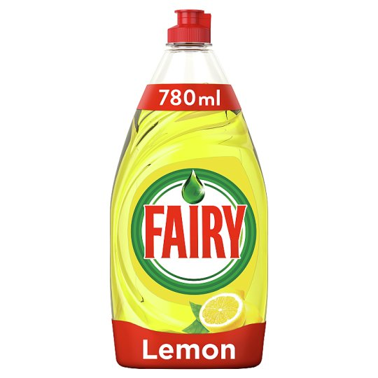 Fairy Lemon Washing Up Liquid 780Ml