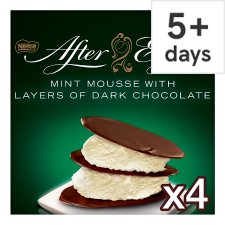 Nestle After Eight Mousse 4 X57g