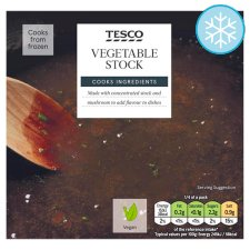 Tesco Vegetable Stock Pellet 250G