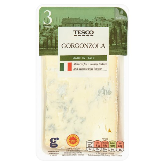 Tesco Gorgonzola 175G