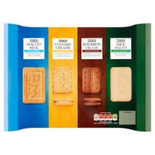 Tesco Variety Pack Biscuits 700G
