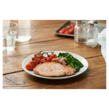 image 2 of Tesco Thin Cut Pork Loin Steaks 6 Pack 600G