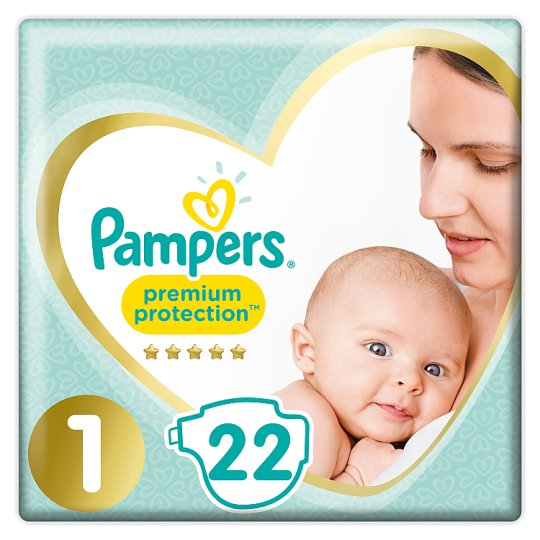 Pampers New Baby Carry Pack Size 1 X22