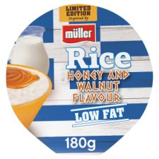 Muller Rice Limited Edition Low Fat Dessert 180G