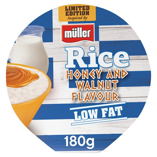 Muller Rice Limited Edition 180G