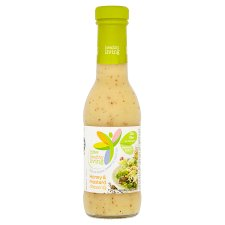 Tesco Healthy Living Honey And Mustard Dressing 250Ml