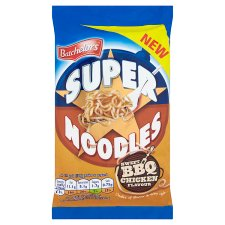 Batchelors Super Noodles Bbq Chicken 100G