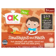Annabel Karmel Sausage And Mash 200G