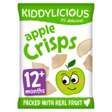 Kiddylicious Apple Crisps 12G