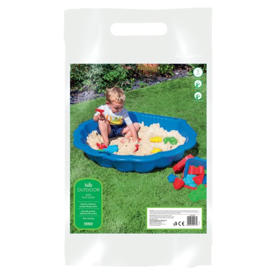 Carousel Lets Play Outdoor Sand 10Kg