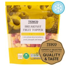 Tesco Breakfast Topper 350G