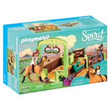 Playmobil 9478 Lucky And Spirit Playset