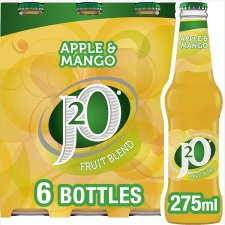 J20 Apple And Mango 6X275ml