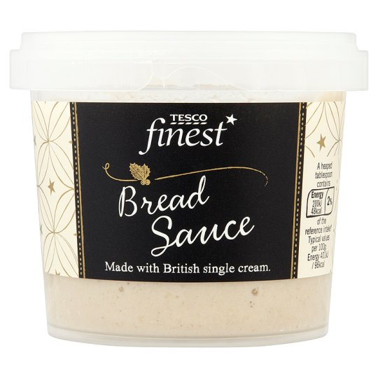 Tesco Finest Fresh Bread Sauce 300G