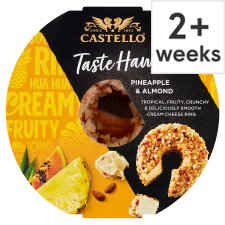 Castello Pineapple Halo Soft Cheese 125 G