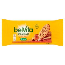 Belvita Breakfast Honey And Nut 50G