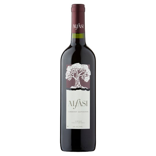 Alfasi Cabernet Sauvignon Red 750Ml