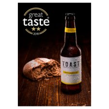image 2 of Toast Ale Lager Much Kneaded 330Ml