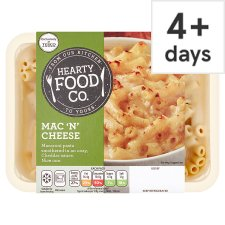 Hearty Food Company Mac 'N' Cheese 400G