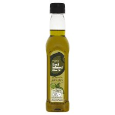 Tesco Basil Infused Oil 250Ml