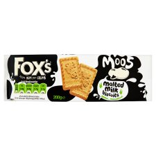 Fox's Moos Biscuits 200G