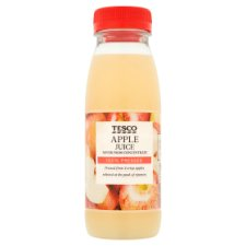 Tesco Not From Concentrate Apple Juice 250Ml