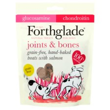 Forthglade Bones And Joints Salmon Dog Treats 150G