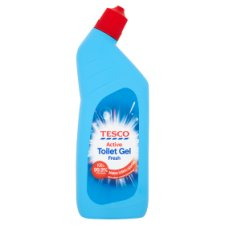 Tesco Active Gel Fresh 750Ml