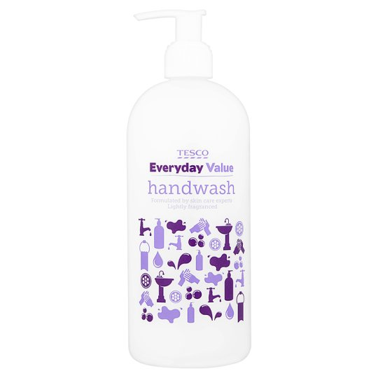 Tesco Everyday Value Handwash 500Ml