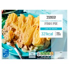Tesco Fish Pie 400G