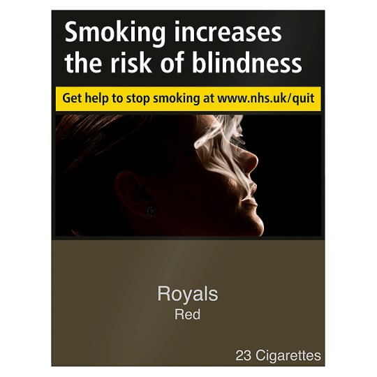 Royals Red King Size 23 Pack