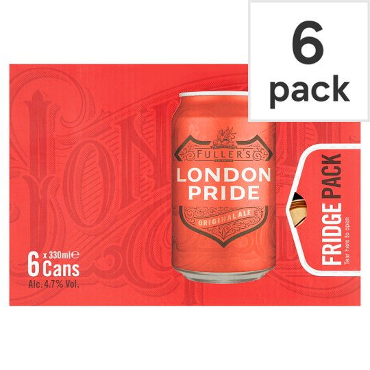 Fullers London Pride Ale 6 X 330Ml
