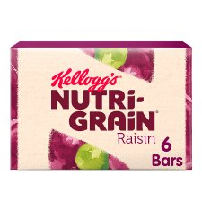 Kelloggs Breakfast Bakes Raisin 6 X45g