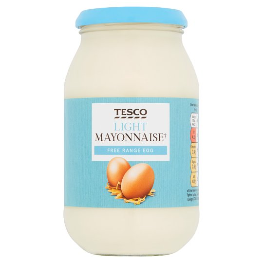 Tesco Light Mayonnaise 500Ml