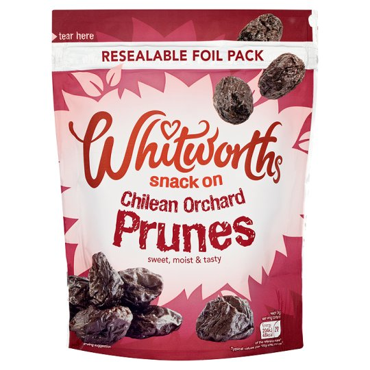 Whitworths Juicy Large Prunes 200G